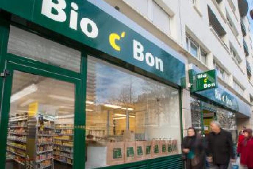 Restaurant Bio C Est Nature Paris