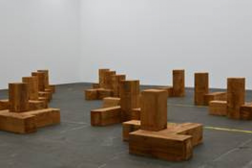 Carl Andre, l'expo au MAMVP