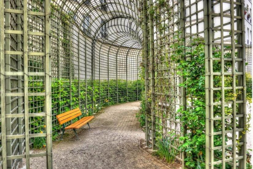 F te des jardins 2017 au jardin anne frank du mus e d 39 art - Effroyables jardins histoire des arts ...