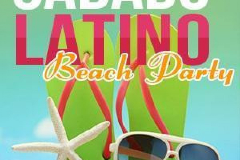 Sabado Latino fait sa beach party