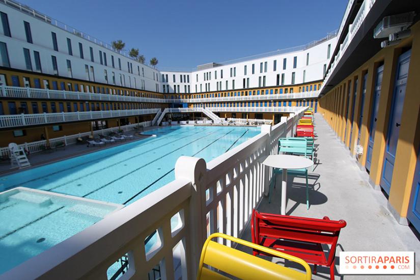 Molitor piscine h tel restaurant rooftop et spa for Piscine molitor hotel