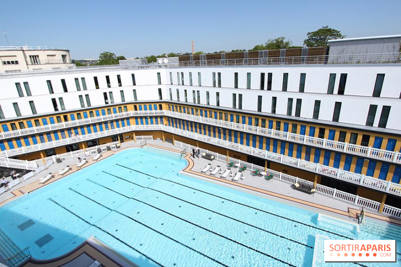 Les piscines ouvertes le lundi 15 ao t 2017 paris for Piscine molitor hotel