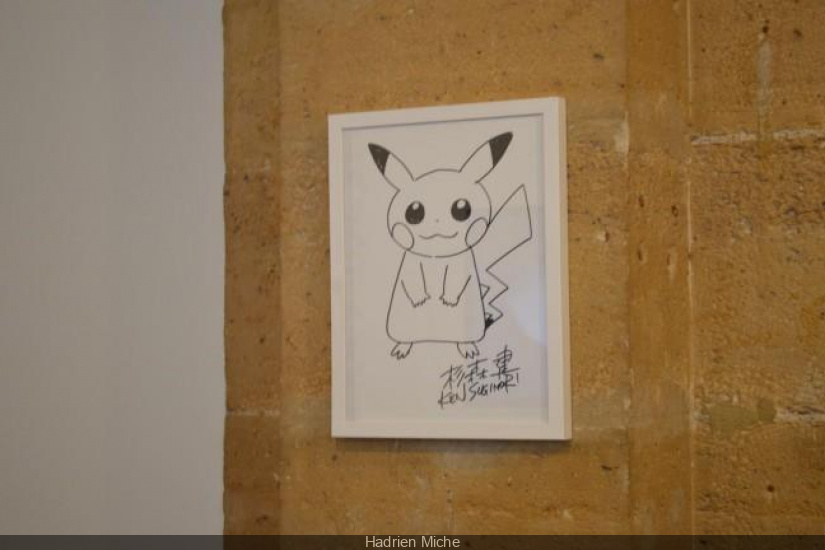 Pokemon Center à Paris