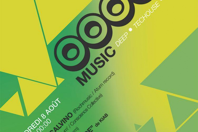 OOOOZ' music # 9: Mixs, expo et mojitos :)