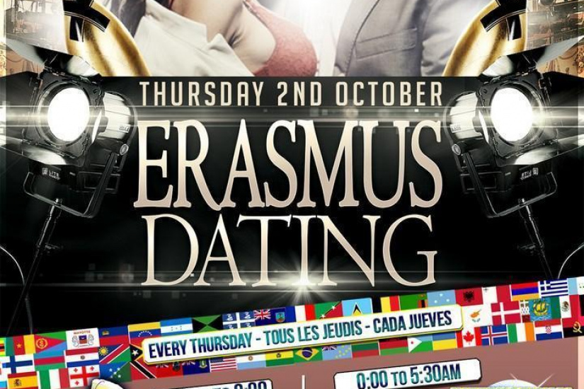 New Party : Erasmus Dating