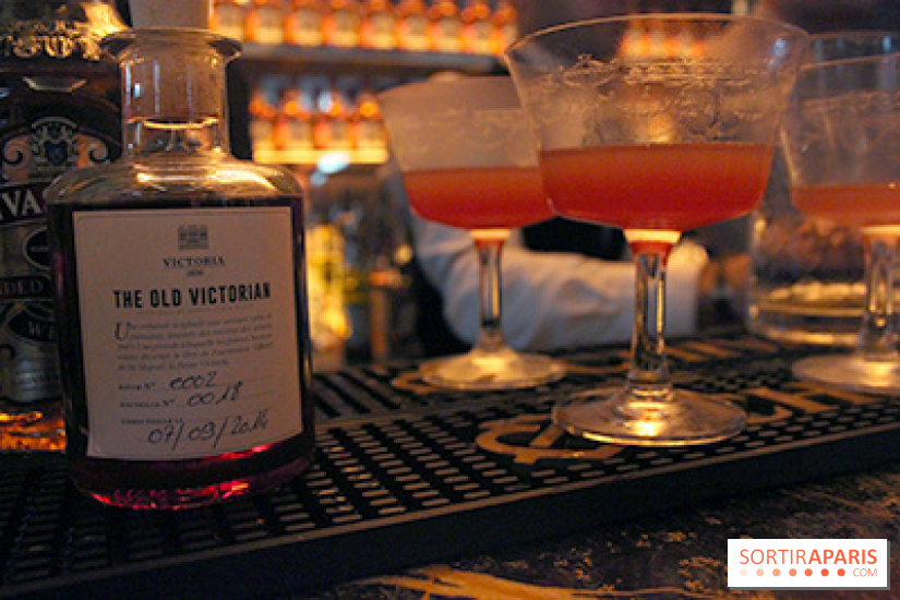 Chivas au Victoria 1836 - The Old Victorian