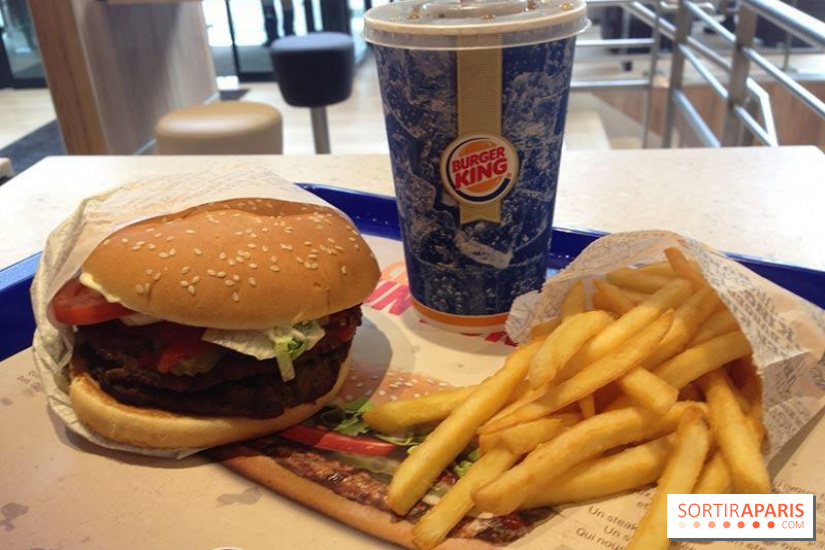 Burger King Alesia