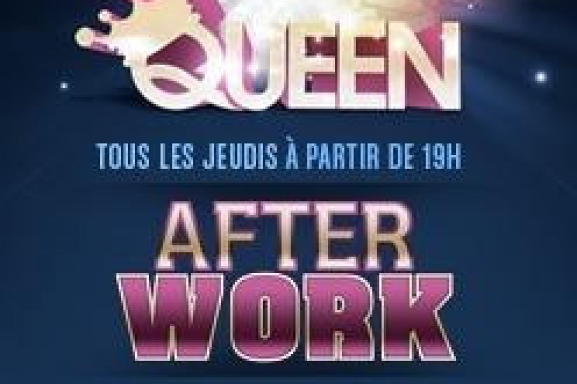 AFTERWORK PARADISE @ QUEEN