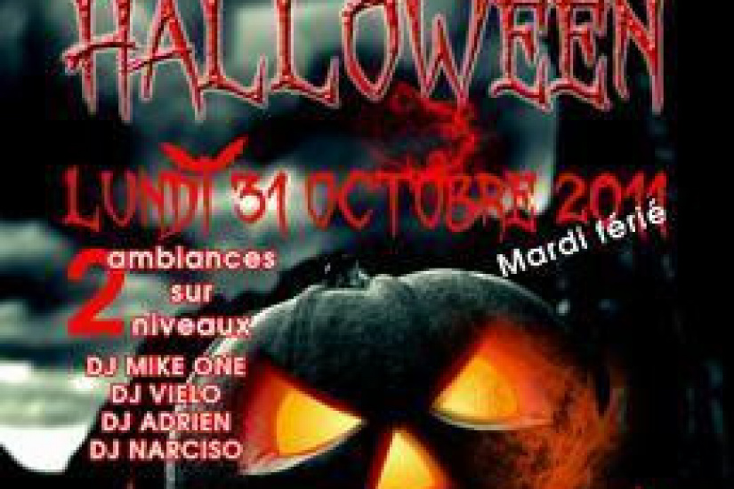 SOIREE HALLOWEEN LOVE BOAT PARTY