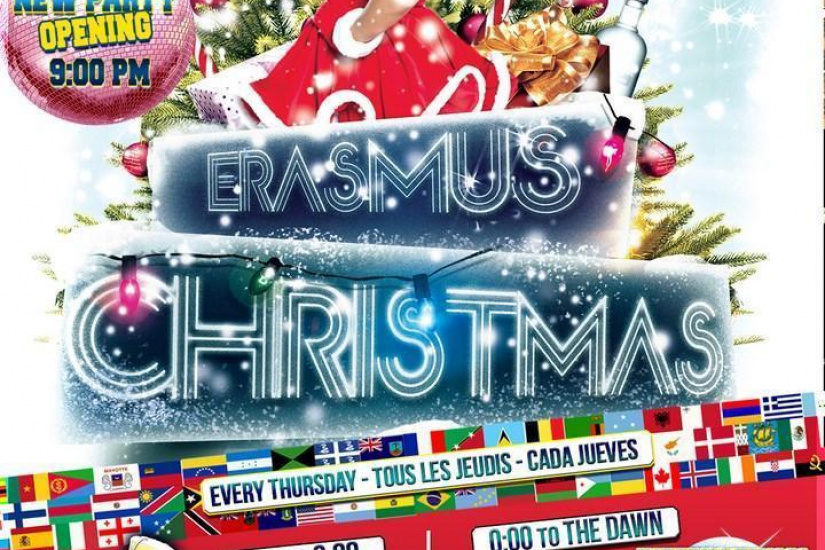 Erasmus Christmas Party