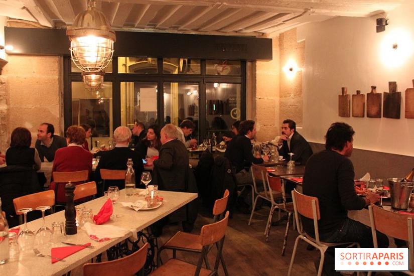 Les pinces il ristorante di astici freschi a parigi for Miglior ristorante di parigi