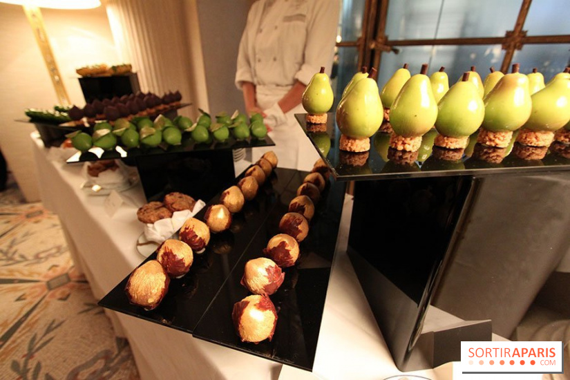Le Tea Time du Meurice : les fruits