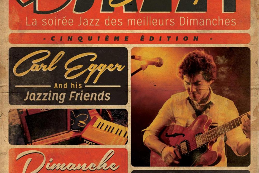 Jazzy Sunday #5 - Carl Egger And His Friends