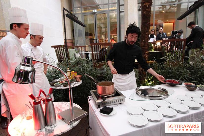 Taste of paris 2017 au grand palais - Salon de la gastronomie paris ...