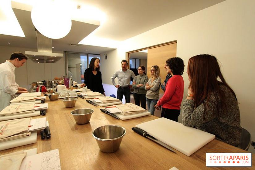 Cours d tox avec rebecca leffler l 39 ecole de cuisine - Ecole de cuisine ferrandi paris restaurant ...