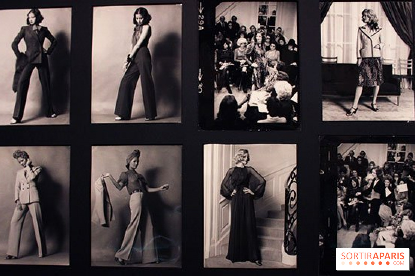 YSL 1971, la collection du scandale