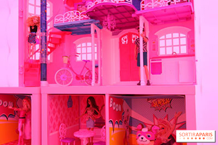 Barbie Tour Camping Car