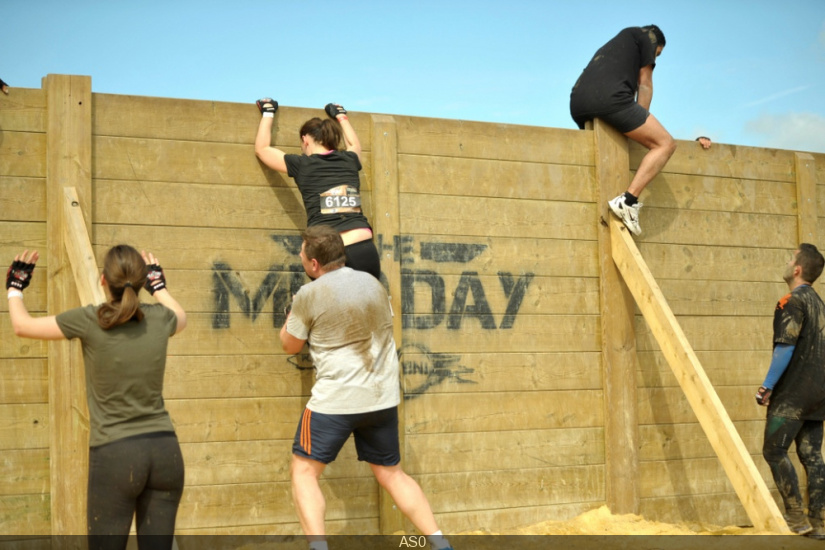 The Mud Day 2015