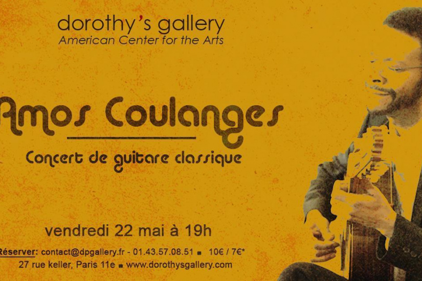 Concert Amos Coulanges