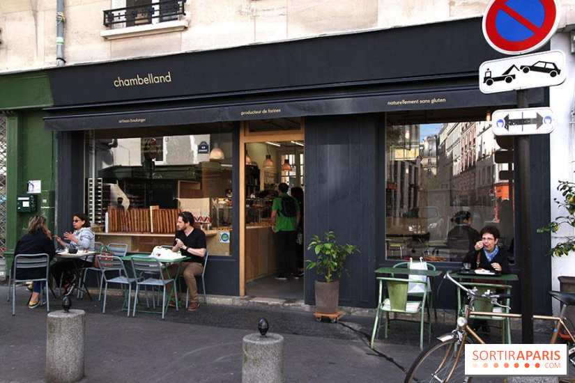 chambelland la boulangerie sans gluten paris. Black Bedroom Furniture Sets. Home Design Ideas
