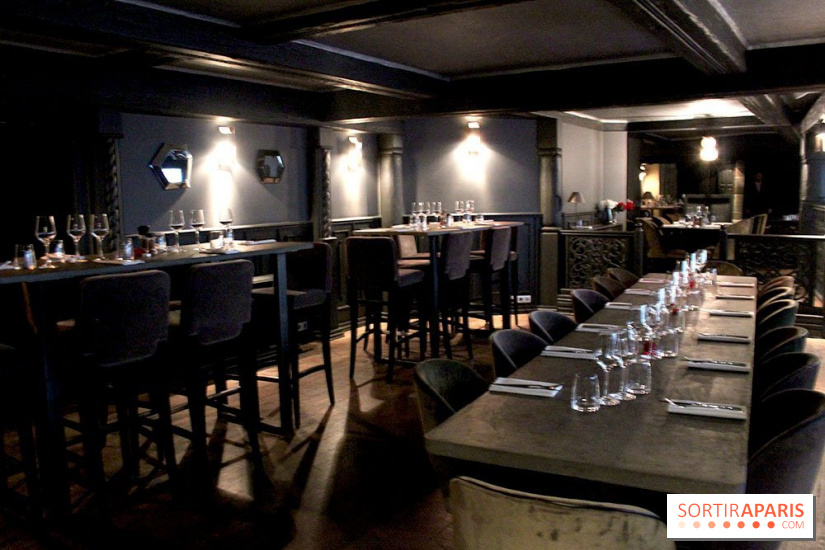 Steaking, le steak house - whisky bar et fumoir