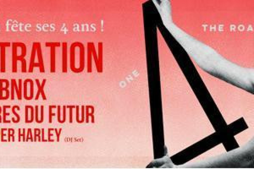 PETIT BAIN FETE SES 4 ANS : ONE 4 FOR THE ROAD FRUSTRATION + OBNOX + LES TIGRES DU FUTUR + TOPPER HARLEY