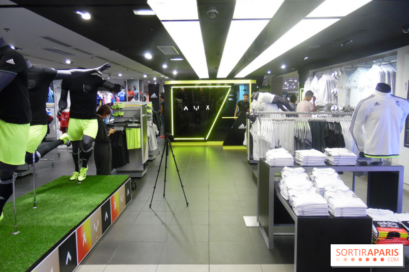 Adidas, #BeTheDifference Room