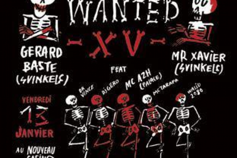 WANTED XV