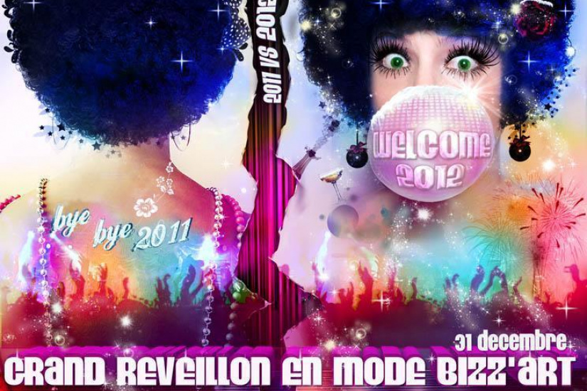 GRAND REVEILLON EN MODE BIZZ'ART!