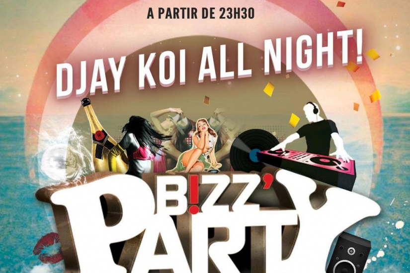 BIZZZ PARTY feat DJAY KOI
