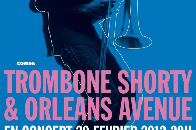 TROMBONE SHORTY AND ORLEANS AVENUE