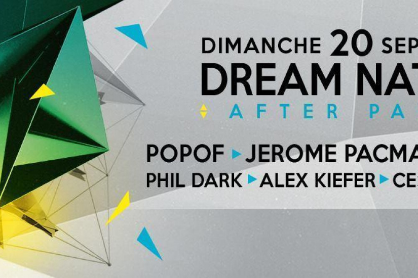 20/09 - Dream Nation After-Party@Glazart
