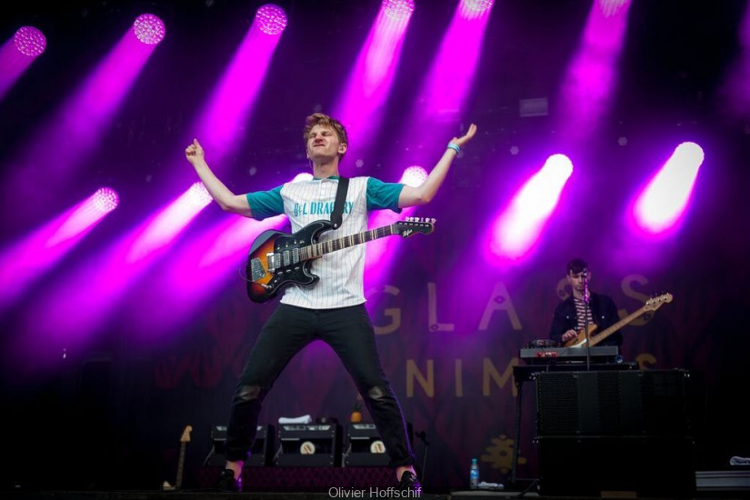 Rock en Seine 2015 - Glass Animals
