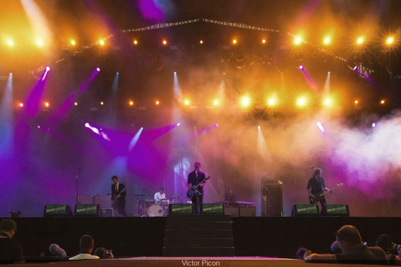 Rock en Seine 2015 - Interpol