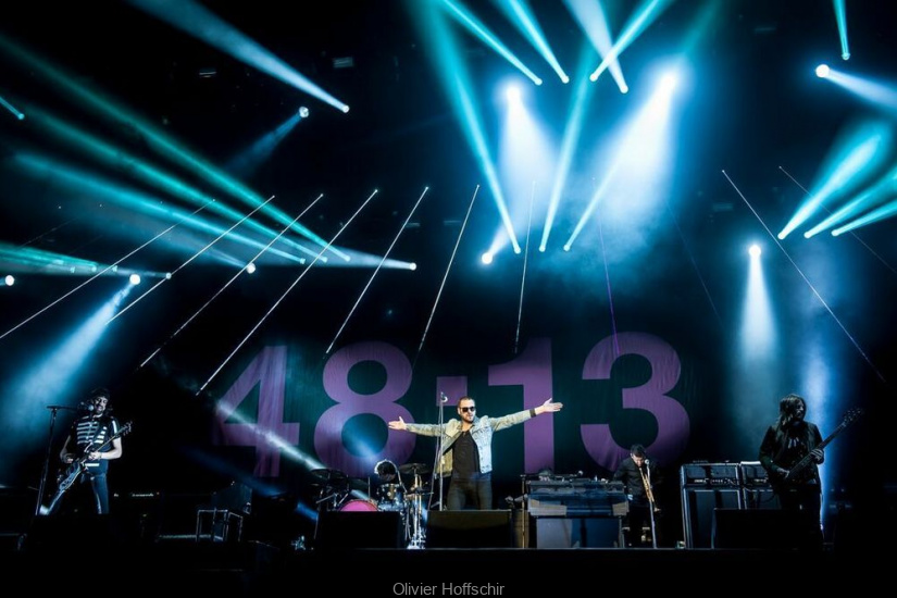 Rock En Seine 2015 - Kasabian