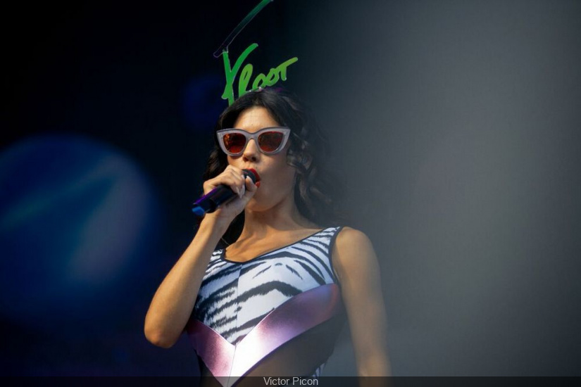 Rock En Seine 2015 - Marina and The Diamonds