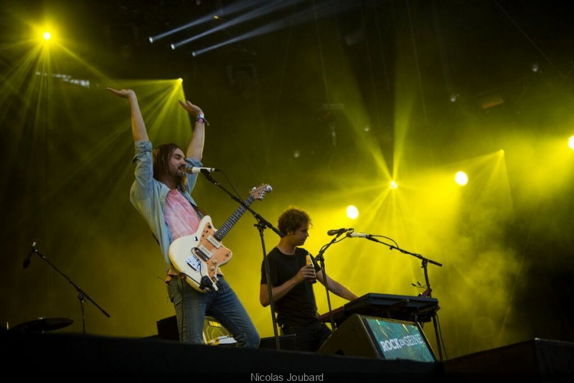 Rock En Seine 2015 - Tame Impala