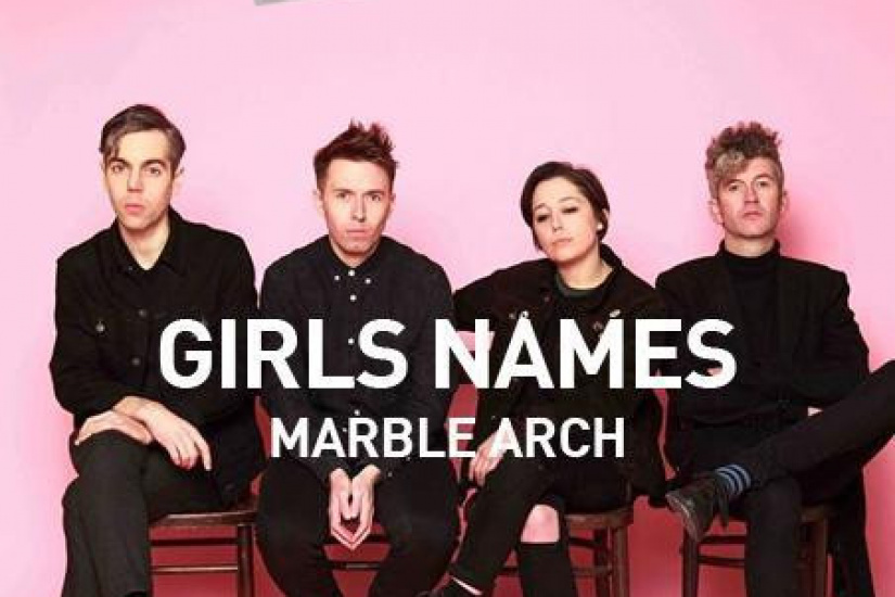 La Machine Live : Girls Names & Marble Arch