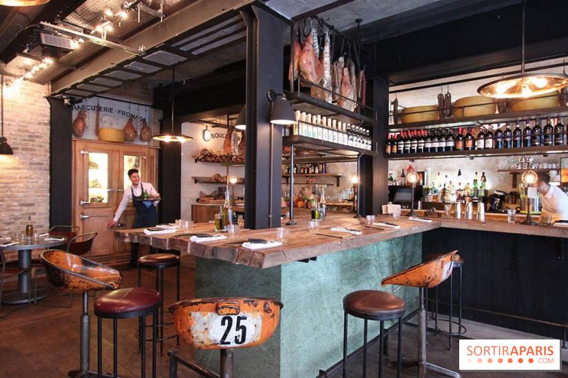 restaurant paris sympa