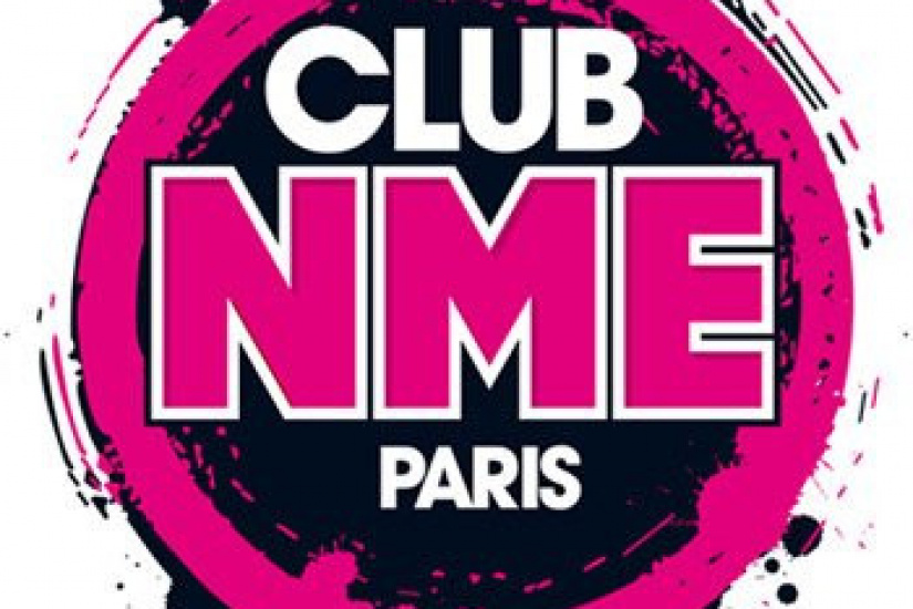 Club NME, New Musical Express, Elysée Montmartre, Garance