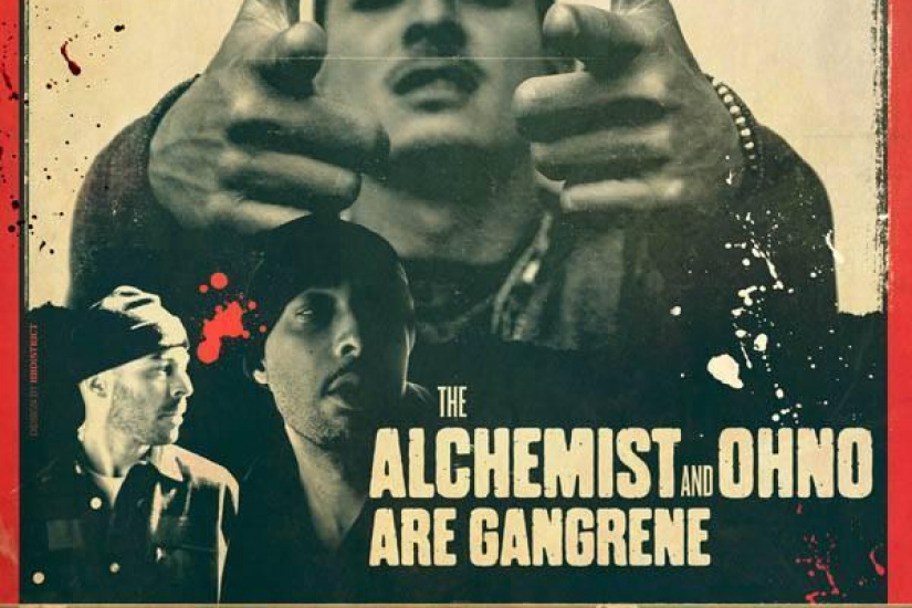 Rocca + Gangrene (The Alchemist & Ohno)