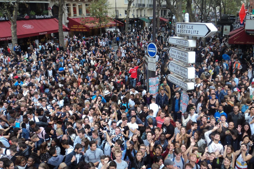 Techno Parade 2015