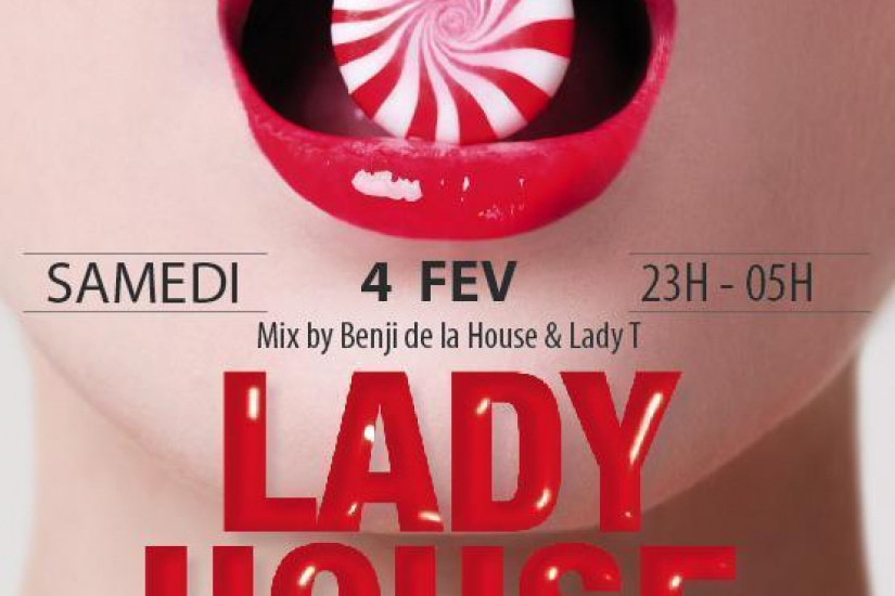 LADY HOUSE, girls only