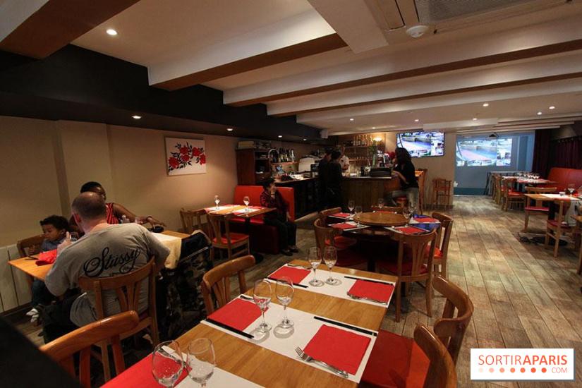 Chez h le restaurant asiatique parc de jeux for Restaurant avec parc