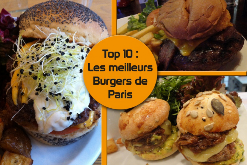 hamburgers paris