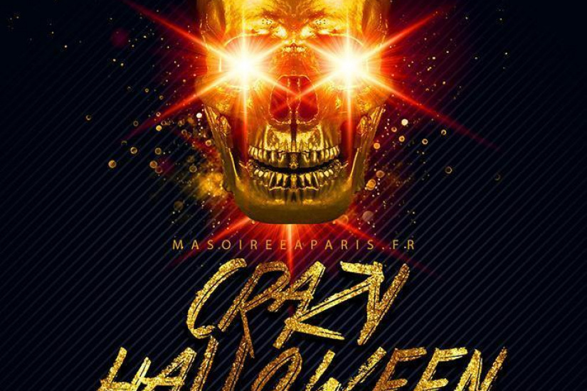 CRAZY HALLOWEEN (fille : gratuit)