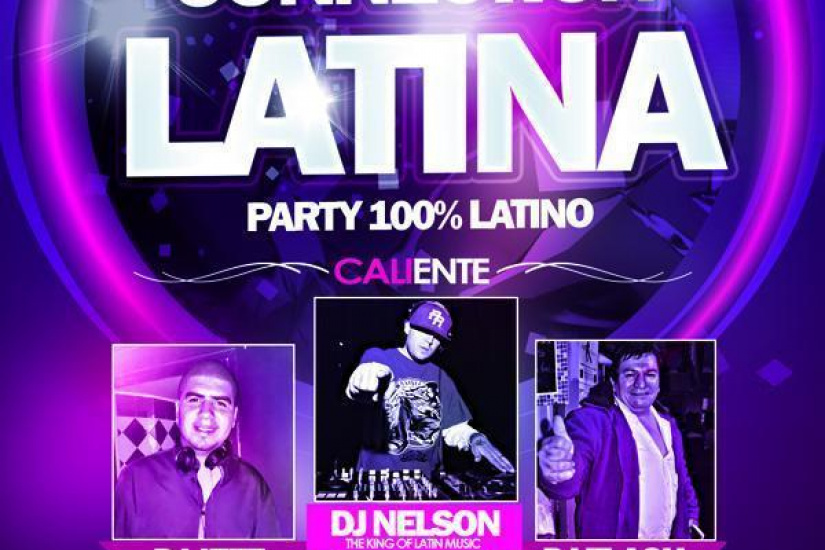 CONNECTION LATINA PARTY
