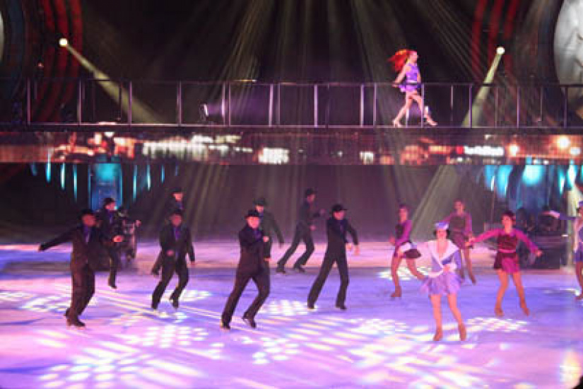 Holiday on Ice 2012