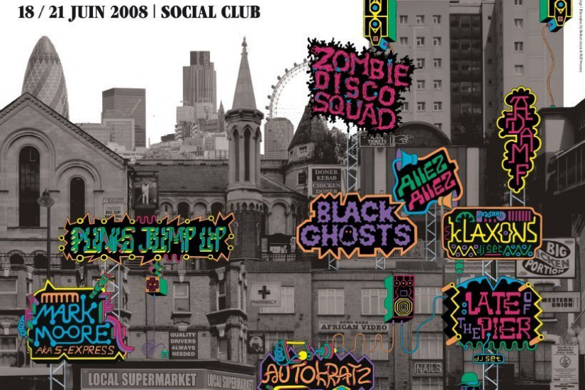 Soirée, Paris, Mixing Clans in London, Social Club