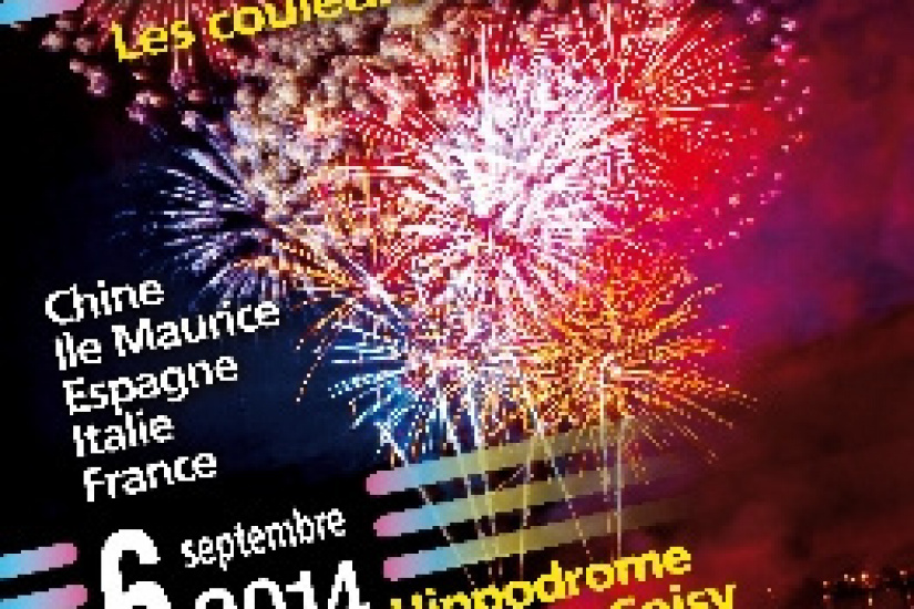 Festival International de Feux d'Artifice - Les Couleurs du Val d'Oise